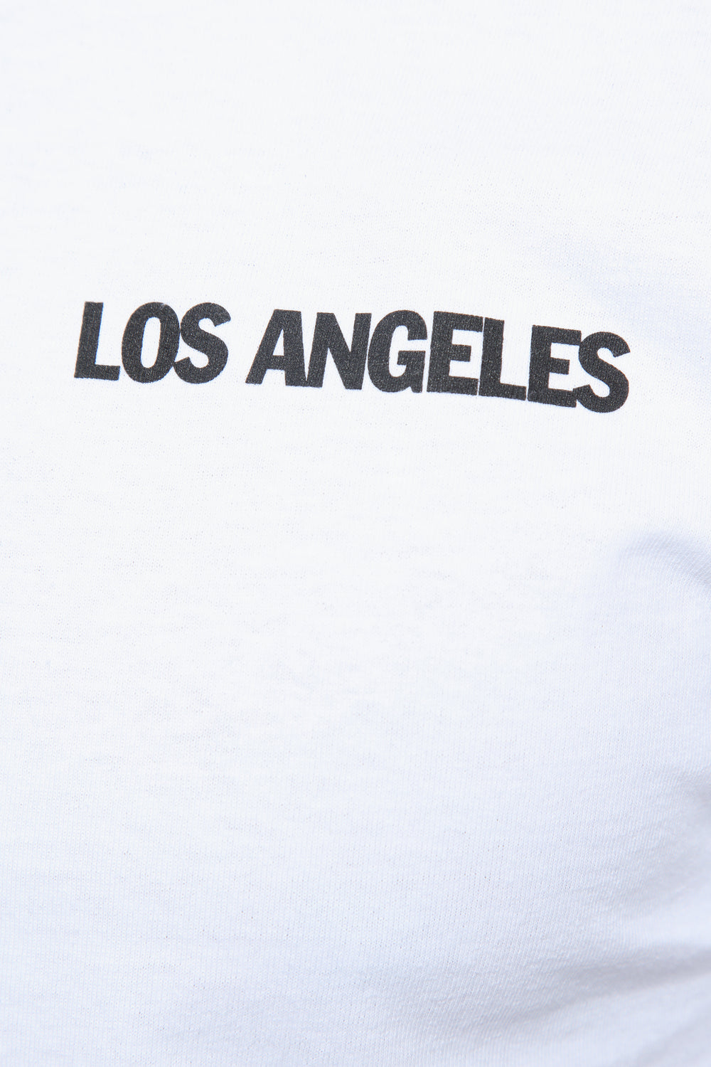 Los Angeles Wings Short Sleeve Tee - White