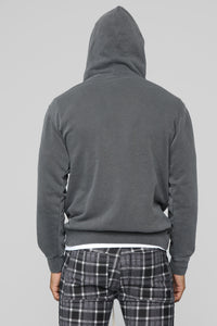 My Go To Pull-Over Hoodie - Black