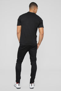 Redemption Short Sleeve Tee - Black