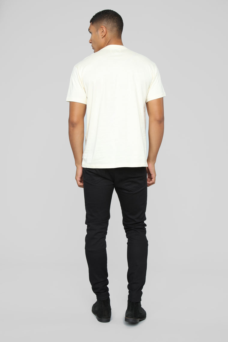 Sydney Short Sleeve Tee - White