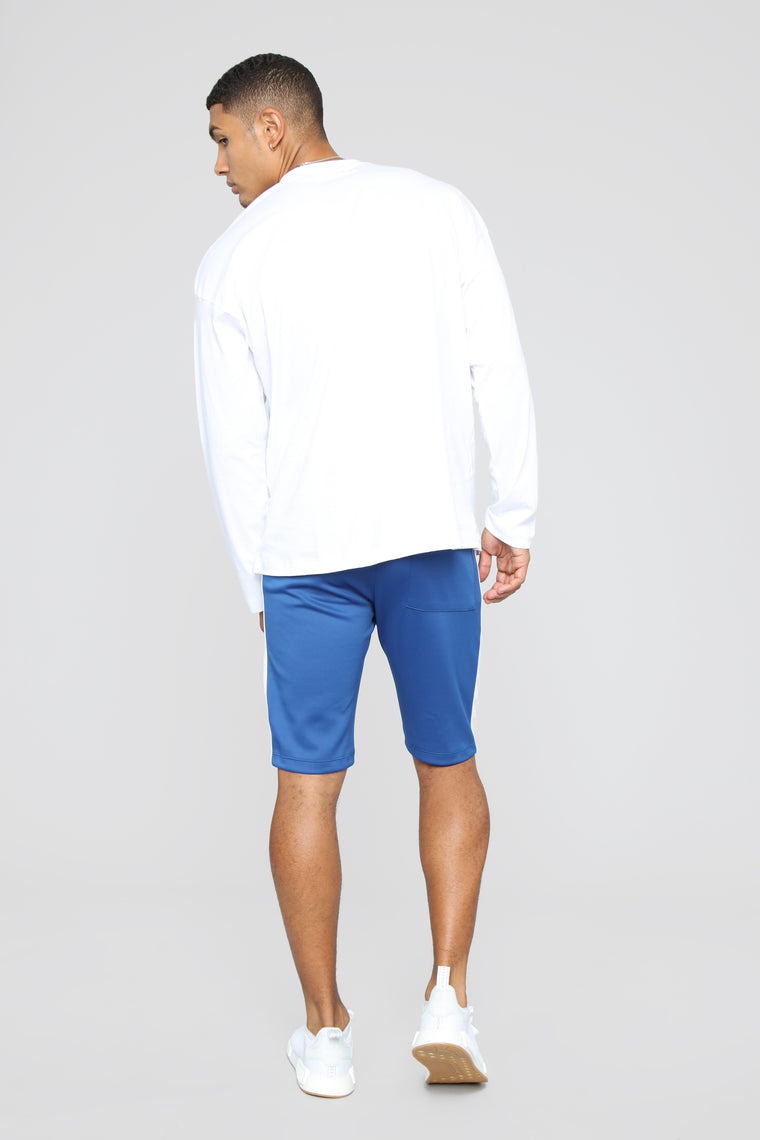 Cooper Shorts - Blue/White