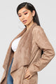 Vacation In The Alps Jacket - Mocha