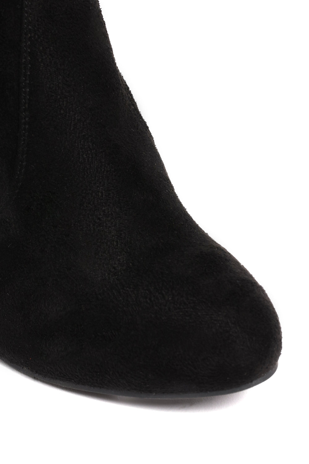 In This Together Heeled Boot - Black