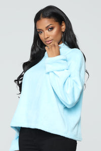 Gonna Love Me Sweater - Blue