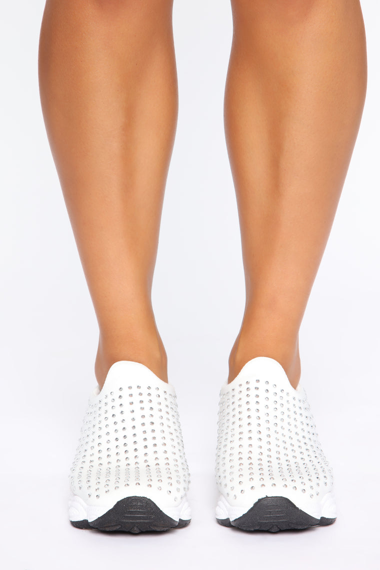 Strut And Shine Sneakers - White