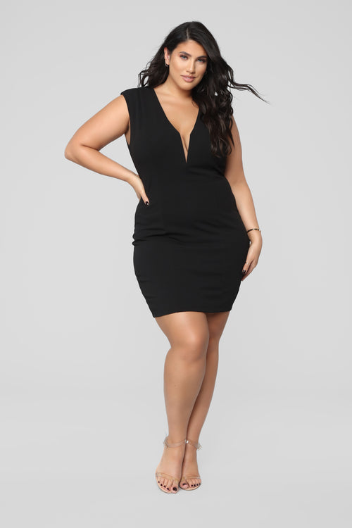 Plus Size Vegas Dresses
