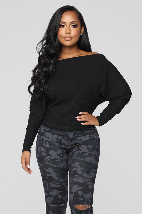 3059564f8a8b Off With Your Head Sweater - Black