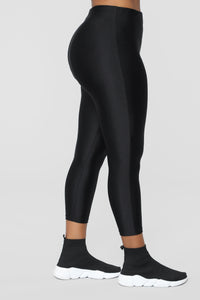 Curves For Days Capri - Black