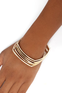All Set Bangle Set - Gold
