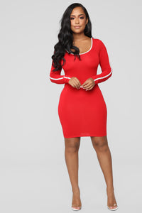 Voted Most Popular Dress - Red