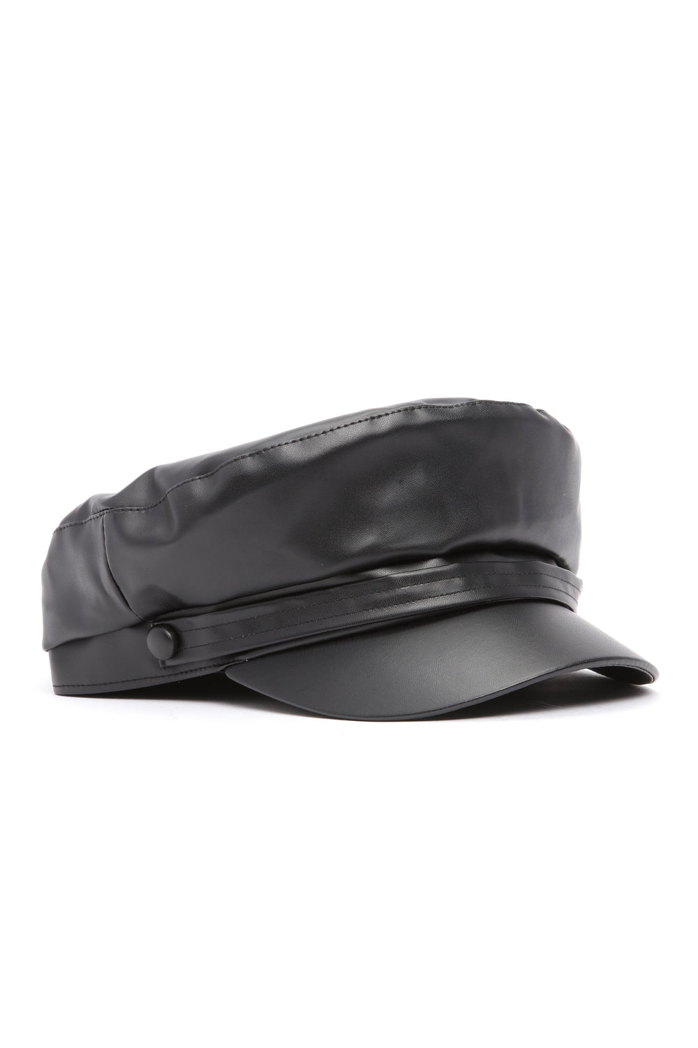 Is The Cabby Here Hat - Black