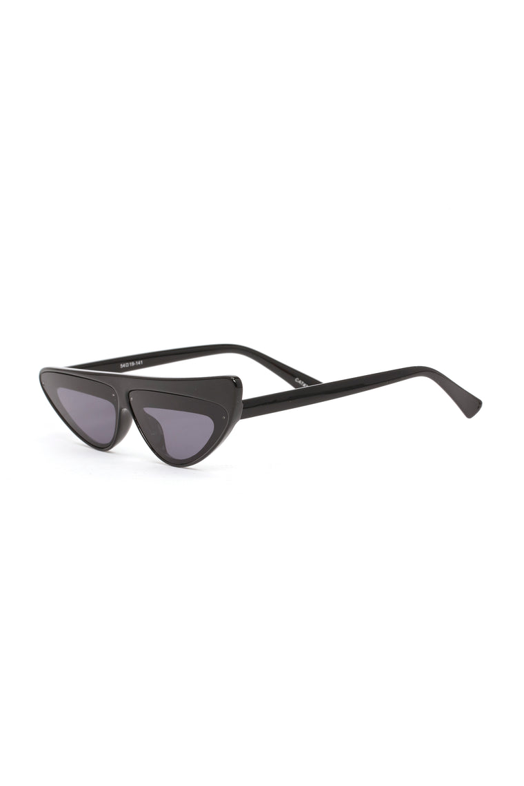 For Your Protection Sunglasses - Black