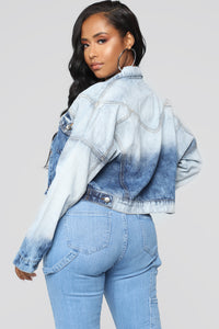Nonstop Denim Jacket - Acid Wash