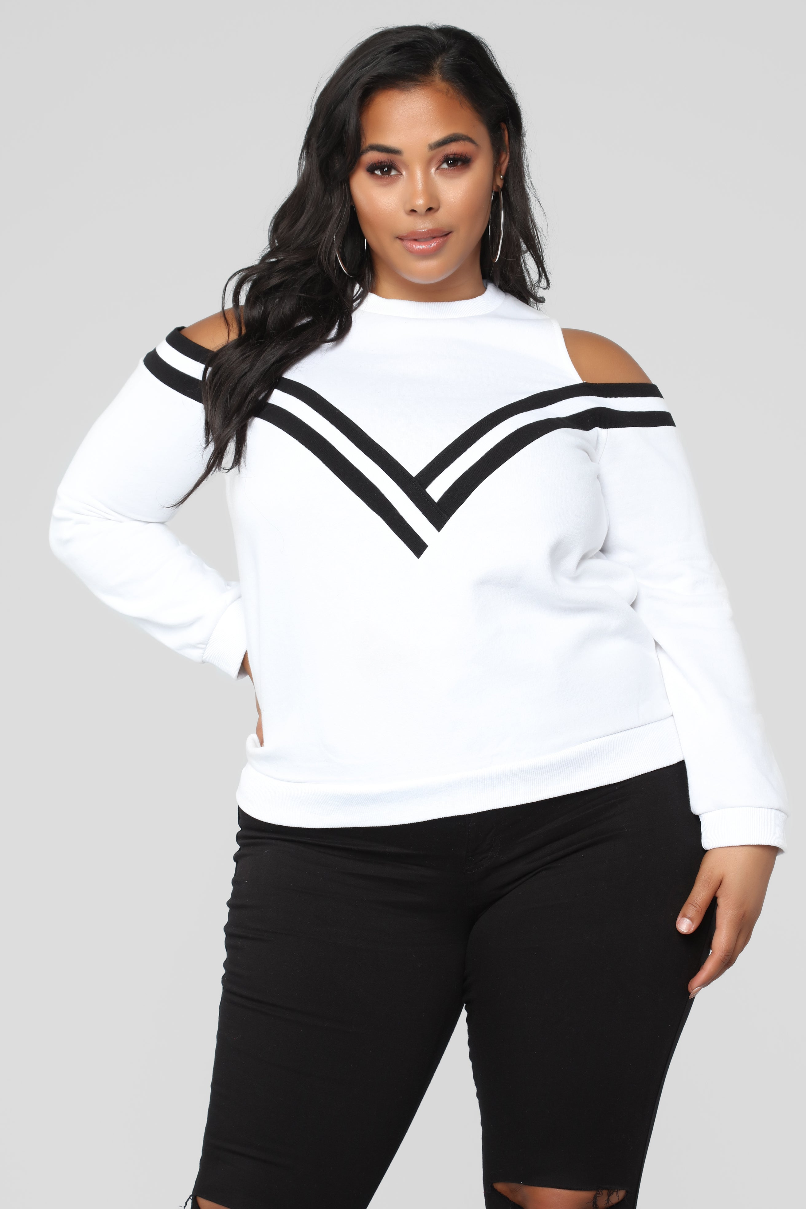 4121a2c3267a2 Plus Sale. 1461 results. All Or Nothing Sweater - Off White