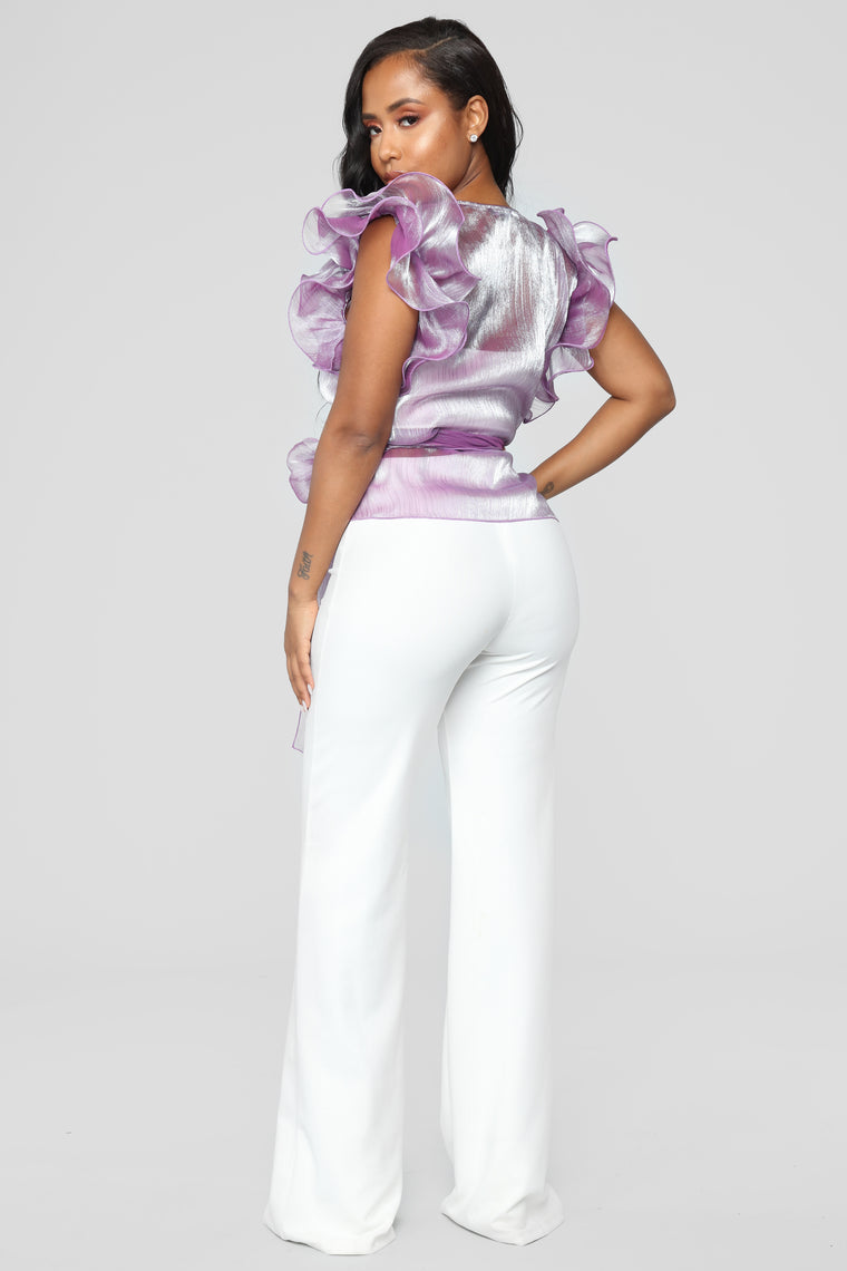 Love Me Top - Lavender