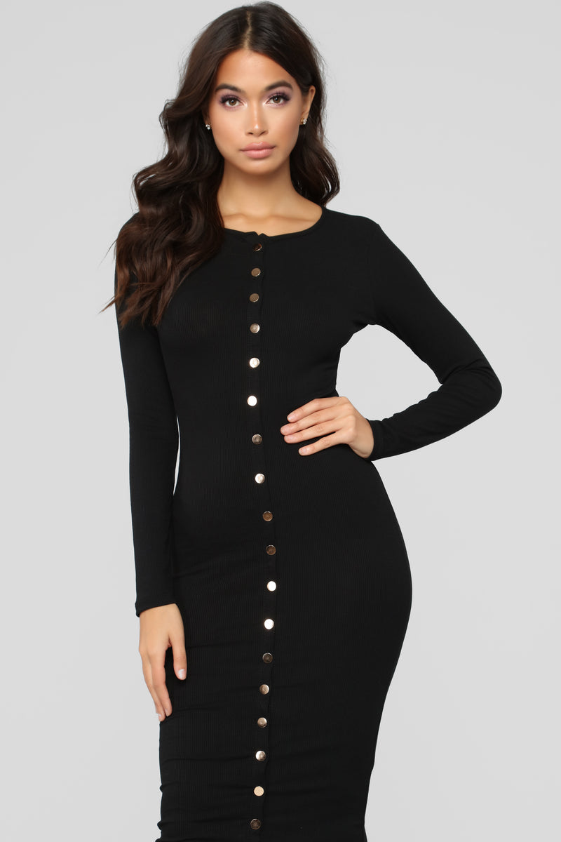 Black Plus Size Dresses For Funeral