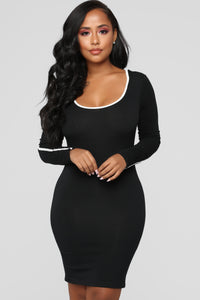 Voted Most Popular Dress - Black