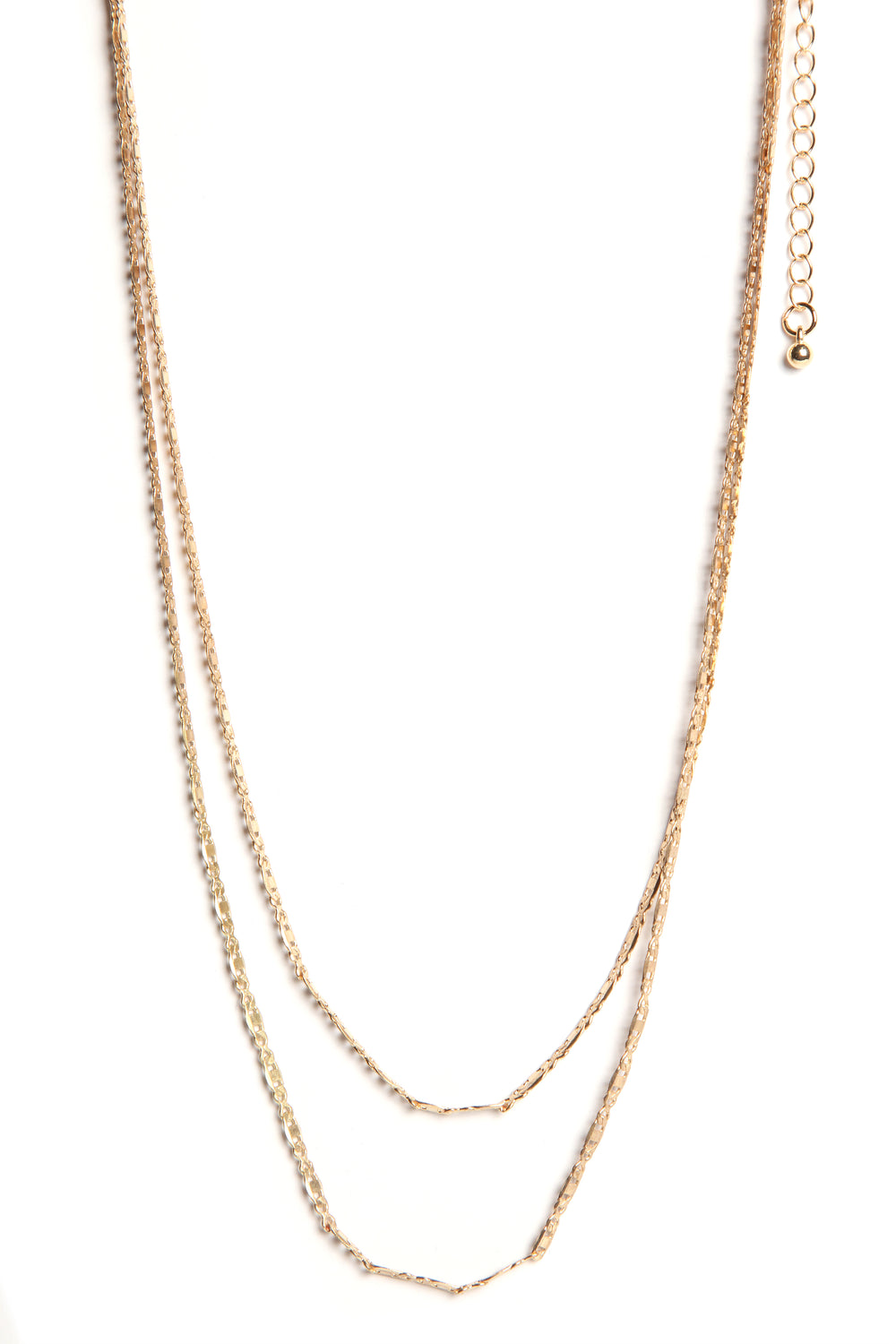 Dainty One Necklace - Gold