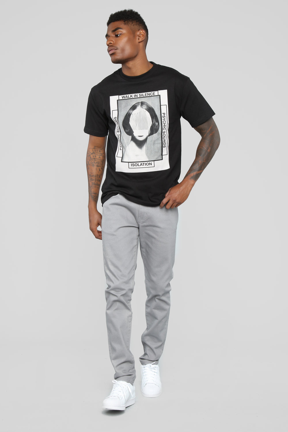 Mac Chino Pants - Charcoal
