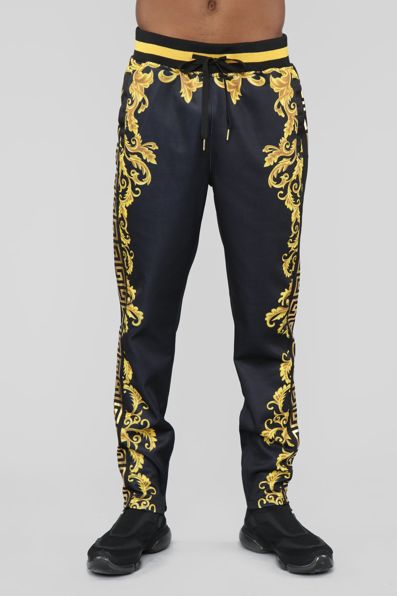 The Royal Track Pants - Black