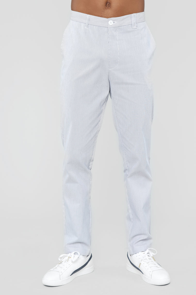 Andre Trouser Pants - Grey