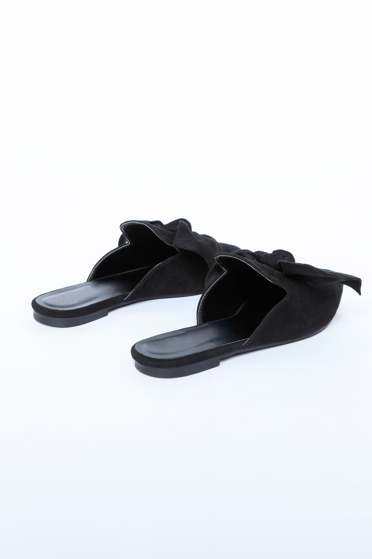 Do Knot Disturb Slides - Black