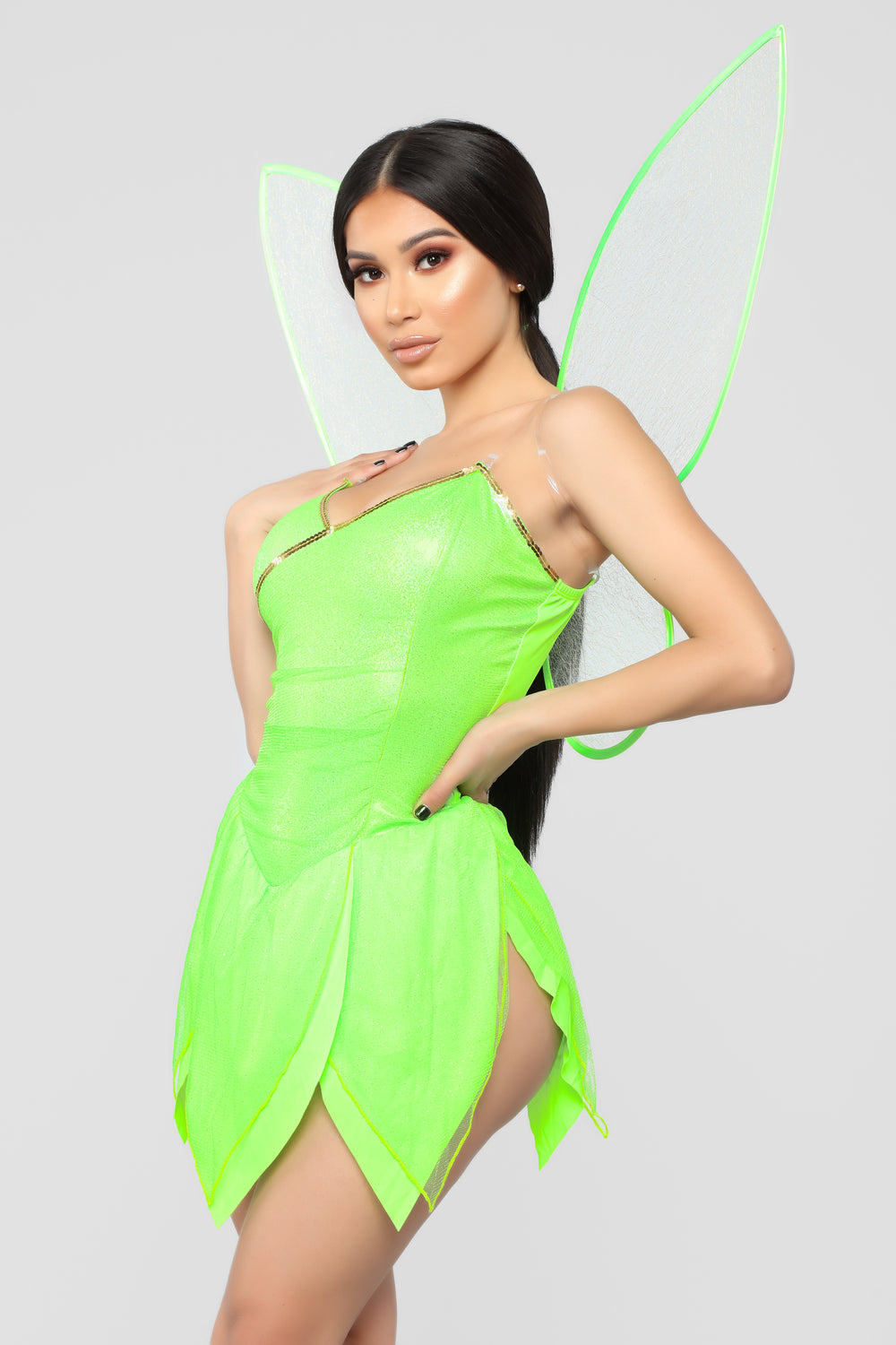 Pretty Pixie Costume - Green