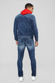 Tempe Slim Jeans - Medium Blue Wash