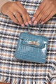 Dying To Have Mini Bag - Teal