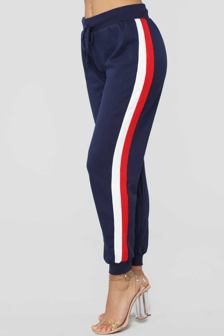 Above Average Lounge Joggers - Navy
