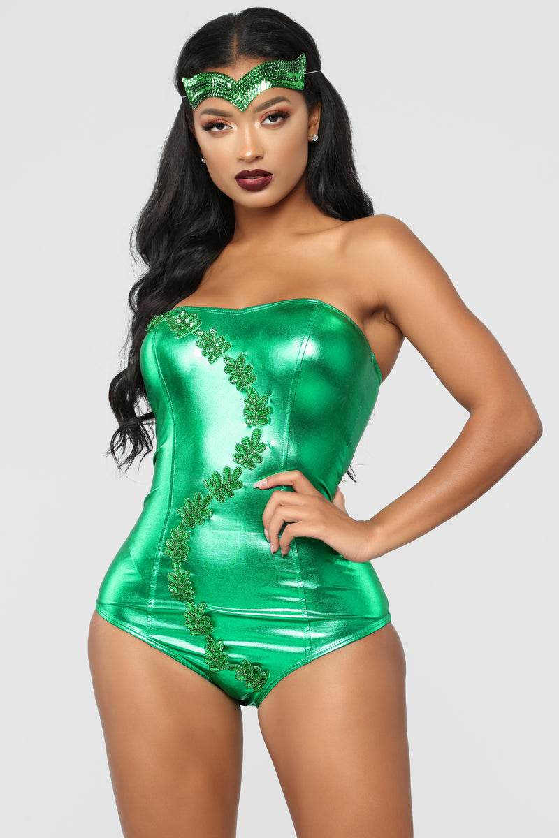 2ca48d02e13 Sexy Ivy Maiden Costume - Green