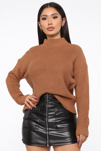 My Forever Sweater - Brown