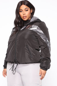 Right As Rain Jacket - Black