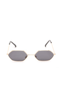 Why So Shady Sunglasses - Black