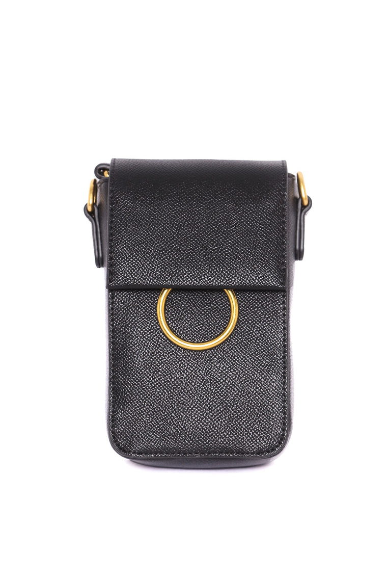 Too Busy For You Mini Bag - Black