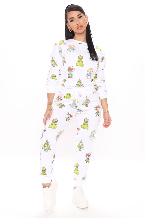 Rugrats Mommy and me pajamas