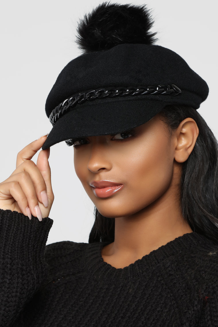 Hey You Hat - Black
