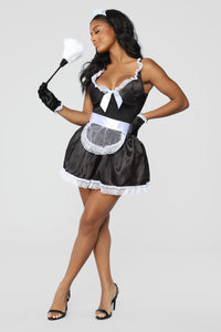 Domestic Delight Costume - Black