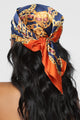 That's A Wrap Headscarf - Orange