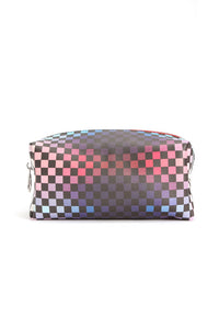 Check Her Out Cosmetic Bag - Multi