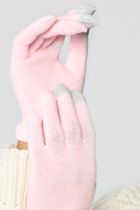 Technically Correct Gloves - Pink