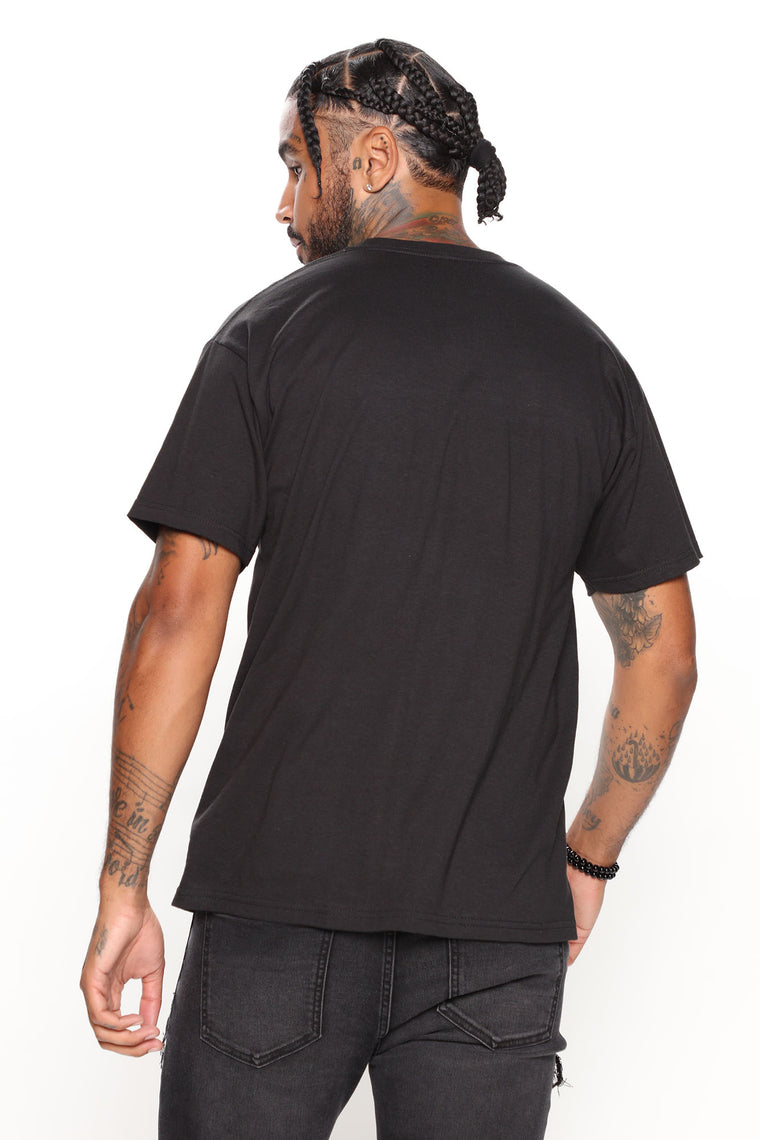 Loyalty For Life Short Sleeve Tee - Black