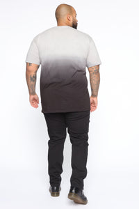 Came Through Dipping Short Sleeve Tee - Black Angle 10