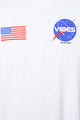 USA Vibes Short Sleeve Tee - White
