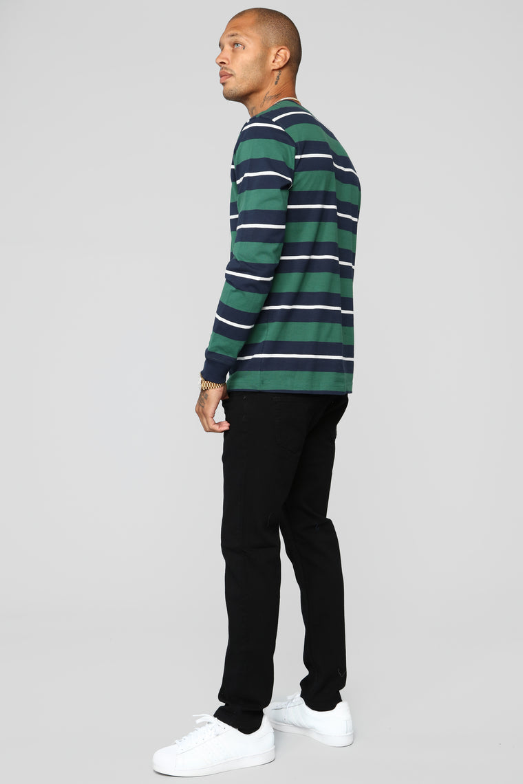 Hanson Long Sleeve Tee - Green
