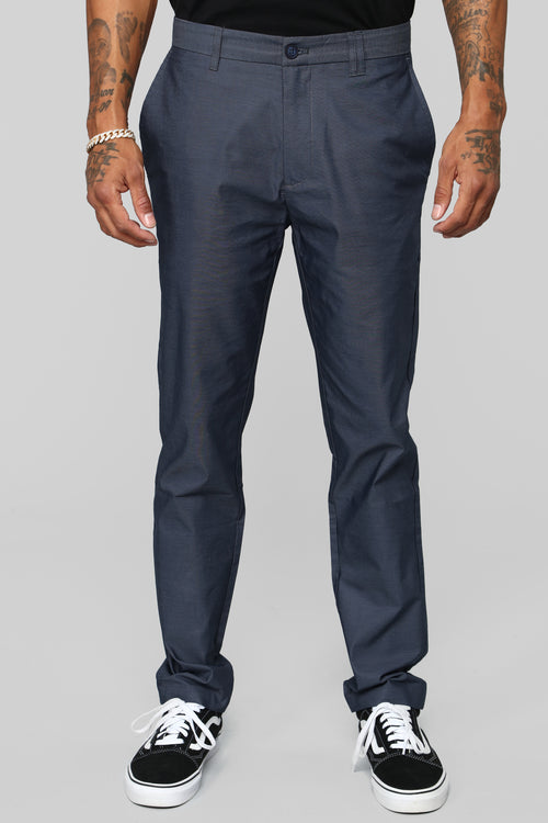 Jay Trousers Pants - Blue