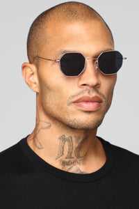 Ozzy Glasses - Black