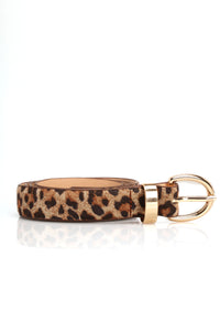 Faster Than You Belt - Leopard