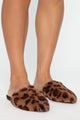Just For Shopping Flats - Leopard