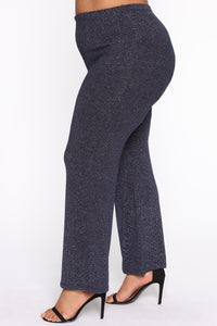 Love On You Pant Set - Navy Angle 7